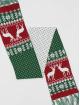 Urban Classics Шарф / платок Christmas зеленый