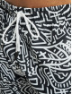 Urban Classics Badeshorts Pattern  Swim schwarz