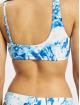 Urban Classics Bikini Ladies Asymmetric Tank Top blanco