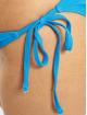 Urban Classics Bikini Side Knot Triangle niebieski