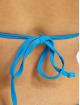 Urban Classics Bikiny Side Knot Triangle modrá