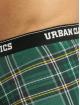 Urban Classics Bokserki Boxer Shorts Mix zielony