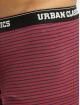 Urban Classics Boxer Boxer Shorts 3-Pack verde