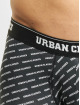 Urban Classics Boxerky 5-Pack èierna