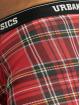 Urban Classics Boxershorts Boxer Shorts 3-Pack rot
