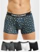 Urban Classics Boxershorts 5-Pack schwarz