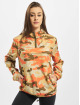 Urban Classics Chaqueta de entretiempo Ladies Camo Pull Over camuflaje