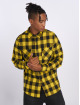 Urban Classics Chemise Checked Flanell noir 1