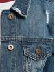 Urban Classics Denim Jacket Ladies Denim blue