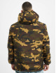 Urban Classics Foretjakker Reversible Hooded sort