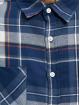 Urban Classics Hemd Check blau