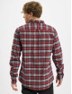 Urban Classics Hemd Plaid Cotton grau