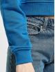 Urban Classics Hoodie Short Terry blue