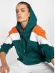 Urban Classics Hoodie Oversize 3-Tone Block green 2
