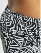 Urban Classics Kúpacie šortky Pattern  Swim èierna
