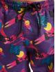 Urban Classics Kúpacie šortky Pattern  Swim pestrá