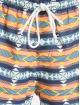 Urban Classics Kąpielówki Inka bialy