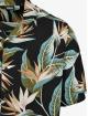 Urban Classics Koszule Blossoms Resort czarny