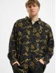 Urban Classics Koszule Viscose czarny