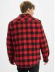 Urban Classics Koszule Padded Check czarny