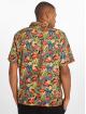 Urban Classics Koszule Pattern Resort kolorowy 1
