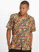 Urban Classics Koszule Pattern Resort kolorowy 2