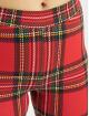 Urban Classics Leggings Ladies AOP Tartan röd