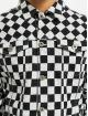 Urban Classics Lightweight Jacket Check Twill gray