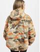 Urban Classics Parka Ladies Oversized Camo camouflage