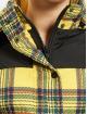 Urban Classics Prešívané bundy Ladies AOP 2-Tone žltá