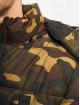 Urban Classics Prešívané bundy Hooded Camo maskáèová 4