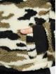 Urban Classics Prechodné vetrovky Ladies Camo Sherpa maskáèová