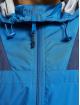 Urban Classics Prechodné vetrovky Zip Away modrá
