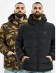 Urban Classics Prošívané bundy Reversible Hooded čern