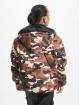 Urban Classics Puffer Jacket Boyfriend Camo camouflage 1