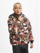 Urban Classics Puffer Jacket Boyfriend Camo camouflage 2