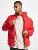 Urban Classics Puffer Jacket Boxy rot