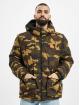 Urban Classics Puffer Jacket Reversible Hooded schwarz