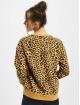 Urban Classics Puserot Ladies AOP Leo beige