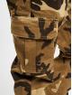 Urban Classics Reisitaskuhousut Camo Cargo Jogging 2.0 camouflage