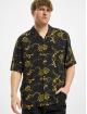 Urban Classics Shirt Viscose Resort black