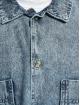 Urban Classics Shirt Oversized Denim blue