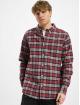 Urban Classics Shirt Plaid Cotton grey