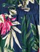 Urban Classics Short Ladies All Over Print Viscose Resort blue