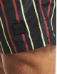 Urban Classics Short de bain Stripe bleu