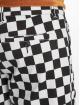 Urban Classics Shorts Check Twill grau 3
