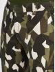 Urban Classics Shorts Geometric Stretch Twill kamouflage
