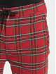 Urban Classics Shorts Checker rot