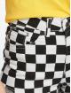 Urban Classics Shorts Check Twill schwarz 3