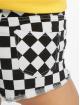 Urban Classics Shorts Check Twill svart